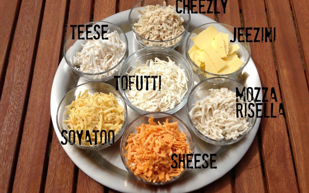 Vegetarian Cheese or Vegan Cheese